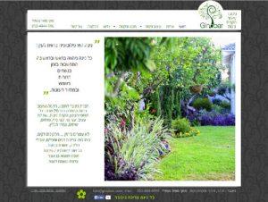 עיצוב אתרים